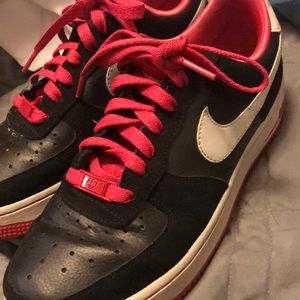 Nike Air Force Ones - Youth Size 5.5 ( women's 7 )